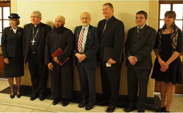 Faith leaders