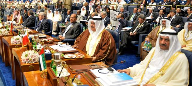 Mideast Kuwait Arab Summit