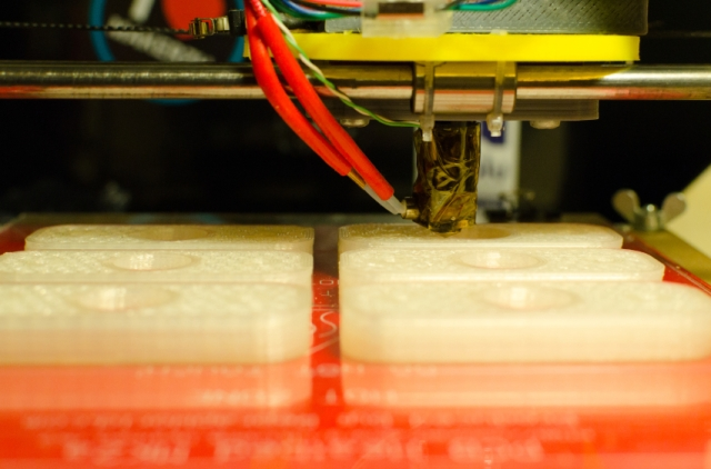 Image: Brave new world: 3D-printed ovaries produce healthy offspring
