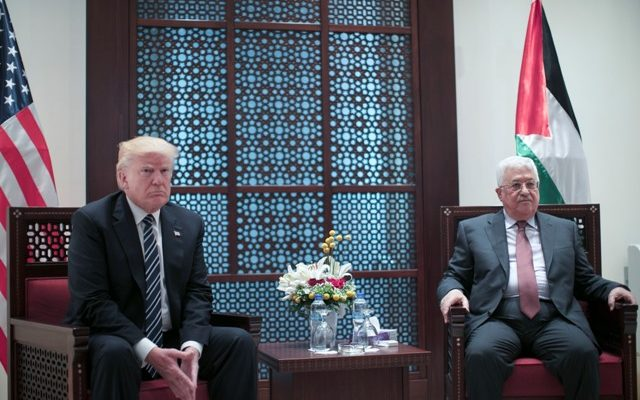 Trump to Palestinian leader Abbas: 'You lied to me'