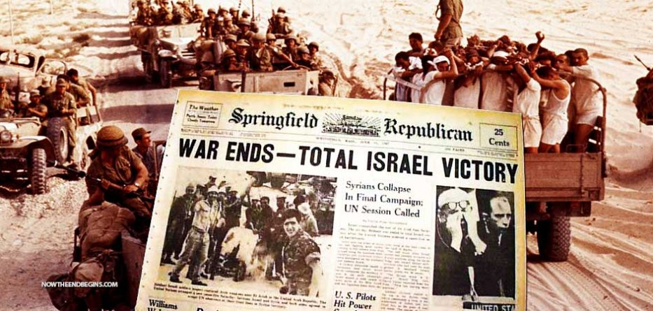 israel-6-day-war-miracle-jerusalem-50-anniversary